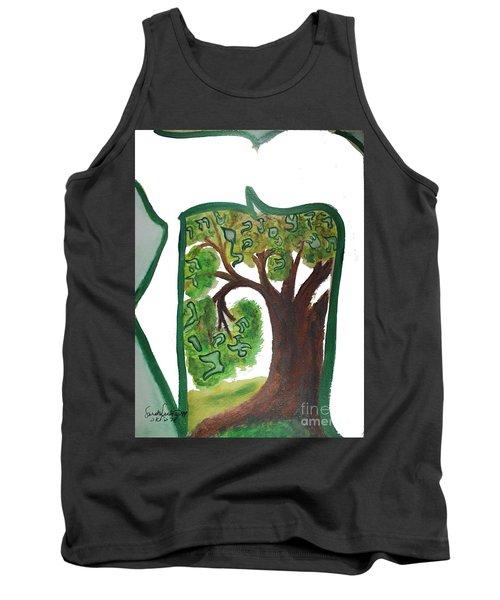 Chet, Tree Of Life  Ab21 Tank Top