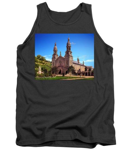 Church Of Ste Anne De Beaupre Tank Top