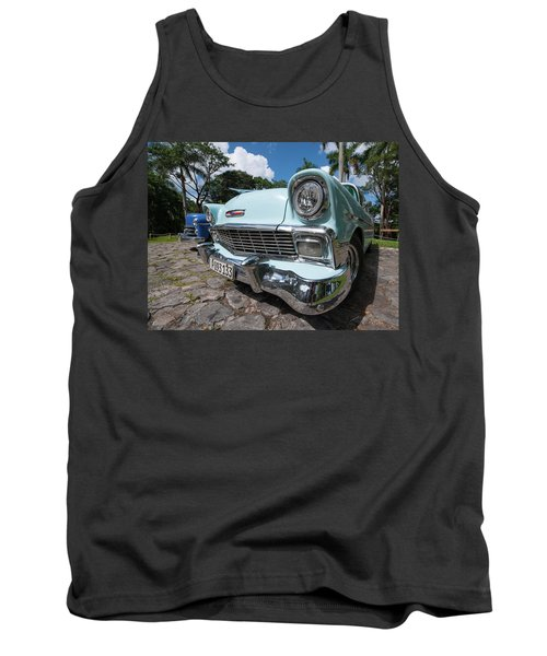 Classic Cuban Chevy Tank Top