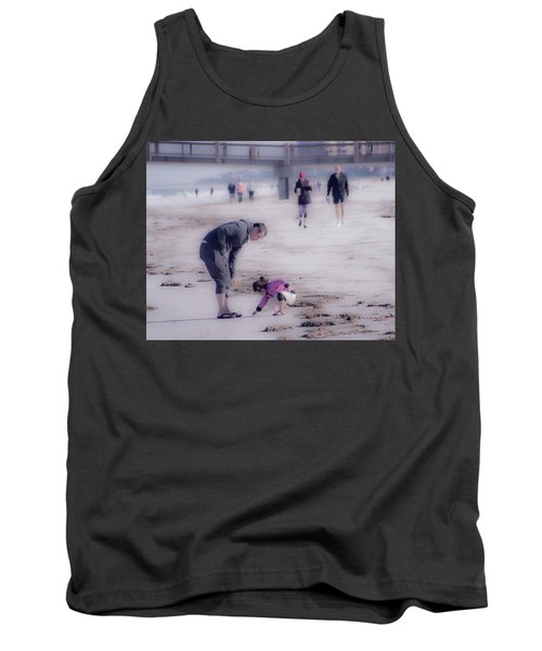 Clearwater Beachcombing Tank Top