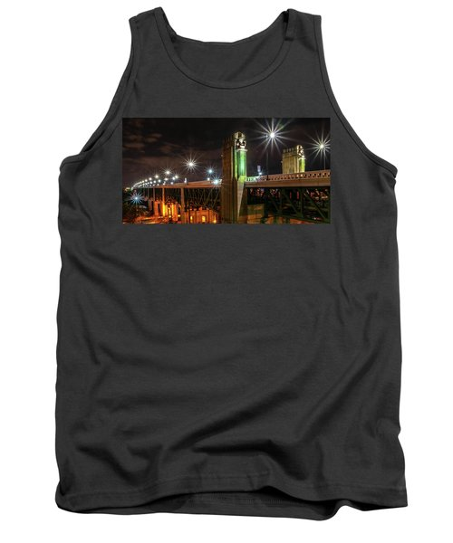 Cleveland Lights  Tank Top