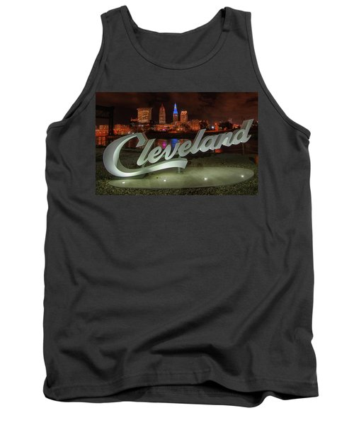 Cleveland Proud  Tank Top