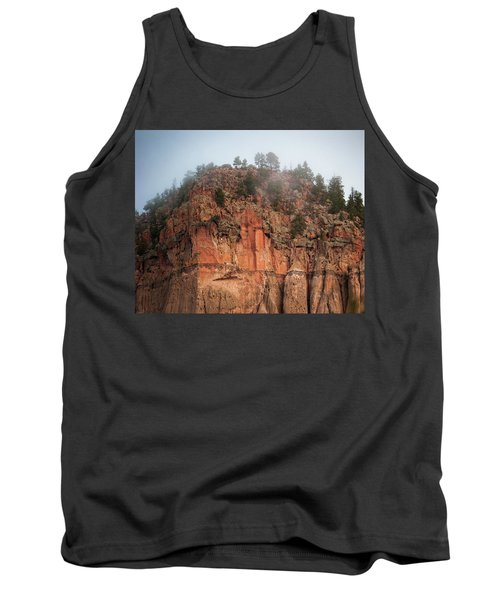 Cliff Face Hz Tank Top