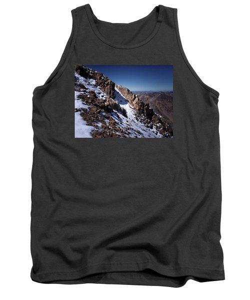 Climb That Mountain Tank Top