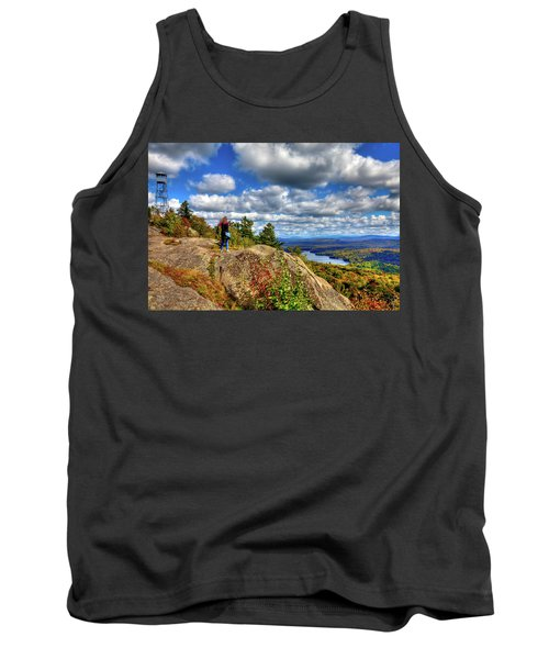 Tank Top featuring the photograph Close To Heaven On Earth by David Patterson