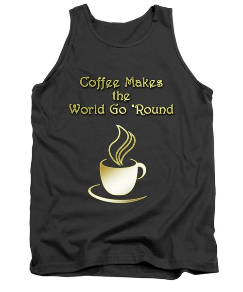 Coffee Aroma Tank Top