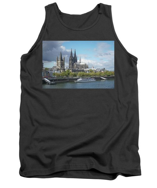 Cologne, Germany Tank Top