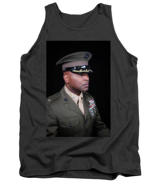 Colonel Trimble 1 Tank Top