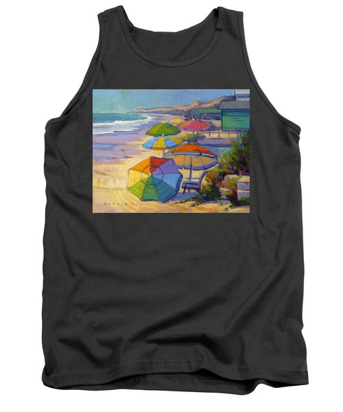 Colors Of Crystal Cove Tank Top