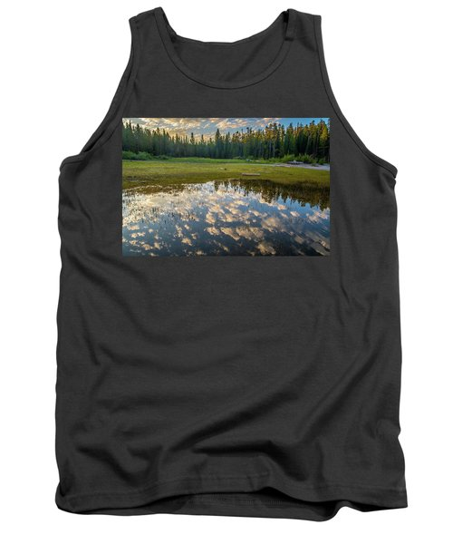 Colter Bay Reflections Tank Top