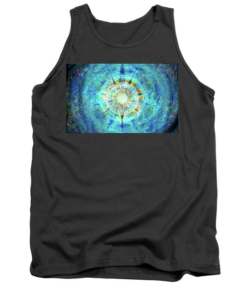 Concentrica Tank Top