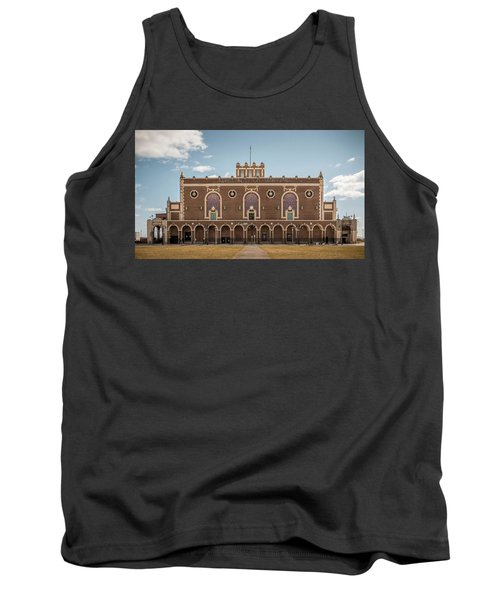 Convention Hall Tank Top