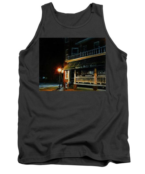 Corner Light Tank Top