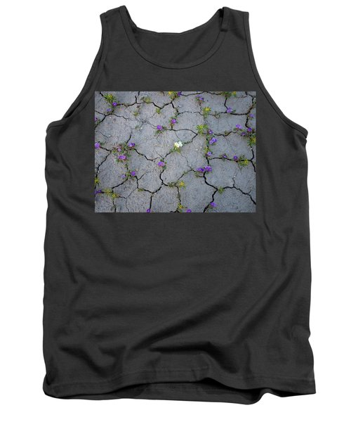 Cracked Tank Top