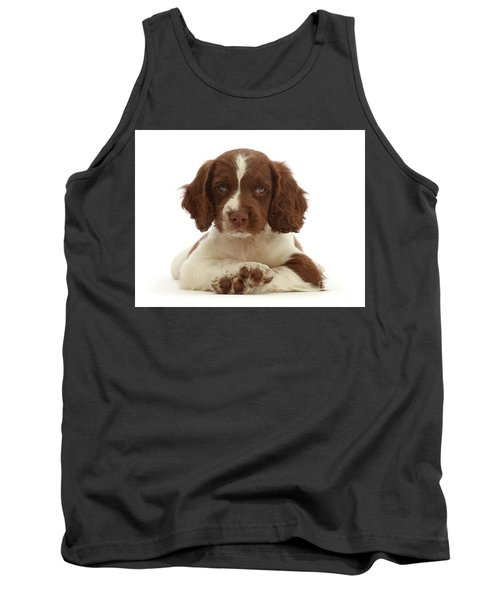 Cross Paws Tank Top