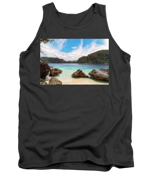 Crystal Clear Tank Top