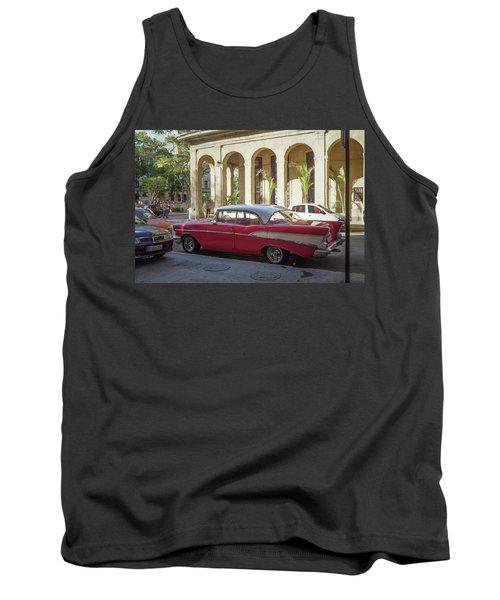Cuban Chevy Bel Air Tank Top