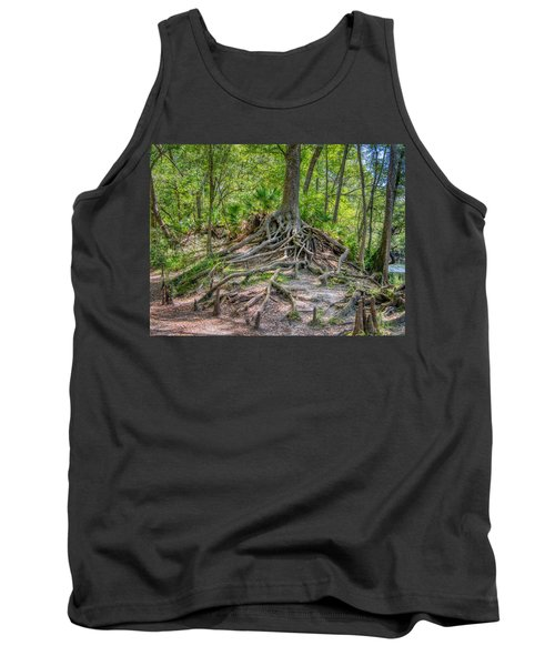 Cypress Roots Exposed Tank Top