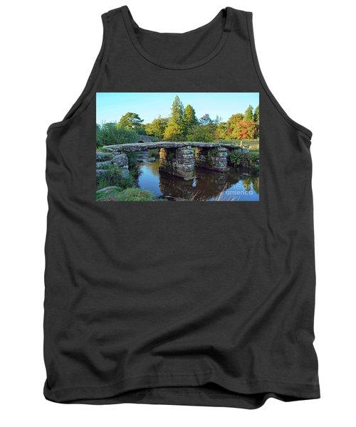 Dartmoor Clapper Bridge Tank Top