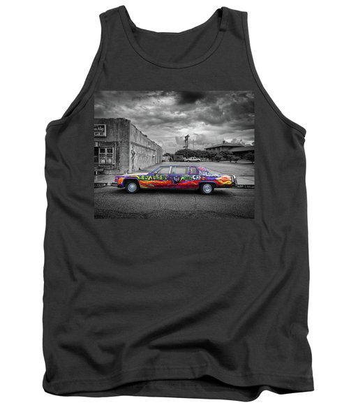 Delta Blues Limo Tank Top