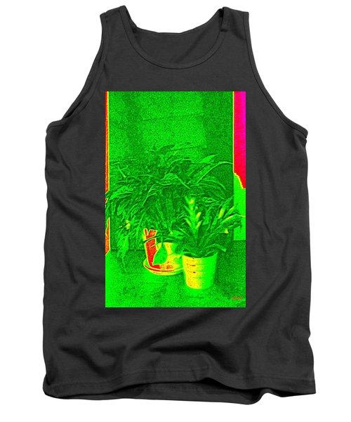 Desktop Garden   Tank Top