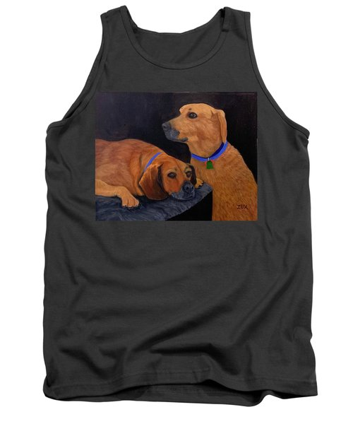 Dog Love Tank Top