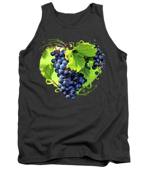 Door County Grape Cluster Tank Top