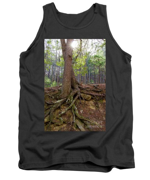 Down In Her Roots Tank Top