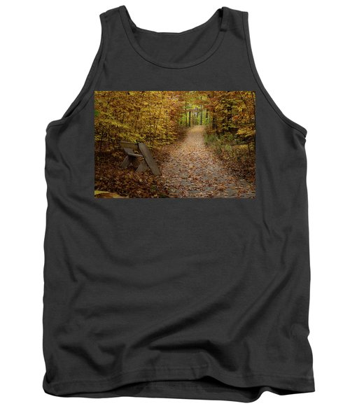 Down The Trail Tank Top