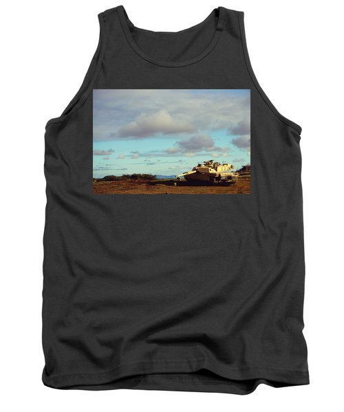 Downed But Not Out Tank Top