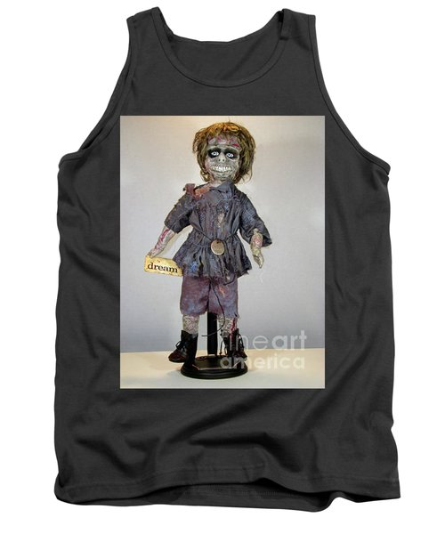 Dream To Live Forever Tank Top