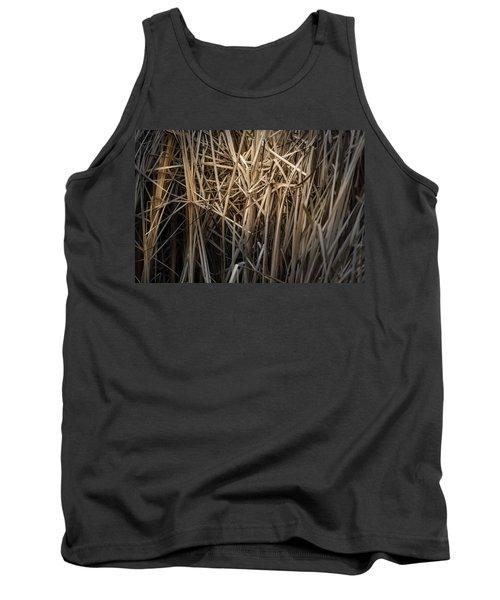 Dried Wild Grass II Tank Top