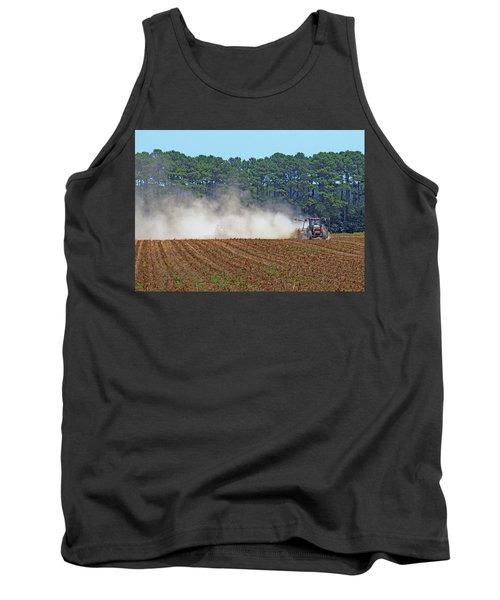 Dust Farming Tank Top