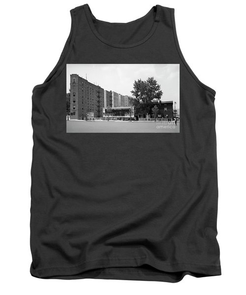 Tank Top featuring the photograph Dyckman Street And Riverside Drive, 1932 by Cole Thompson