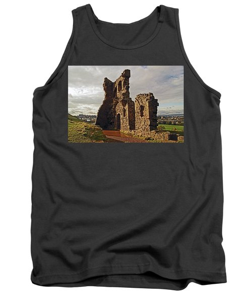 Edinburgh. St. Anthony's Chapel, Holyrood Park Tank Top