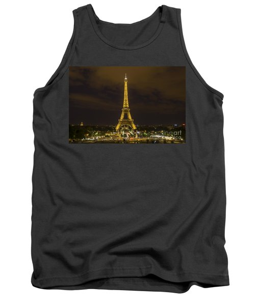 Eiffel Tower 1 Tank Top