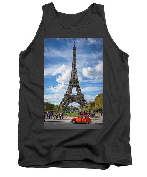 Eiffel Tower Tank Top