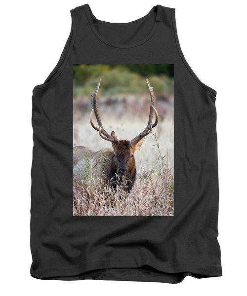 Elk Portrait Tank Top