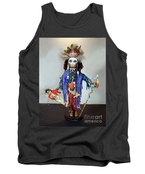 Encourage Your Hopes Tank Top