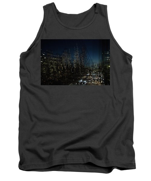 Escape From New York Tank Top