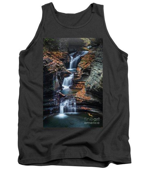 Every Teardrop Is A Waterfall Tank Top