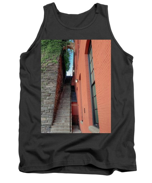 Exorcist Stairs Beauty Tank Top