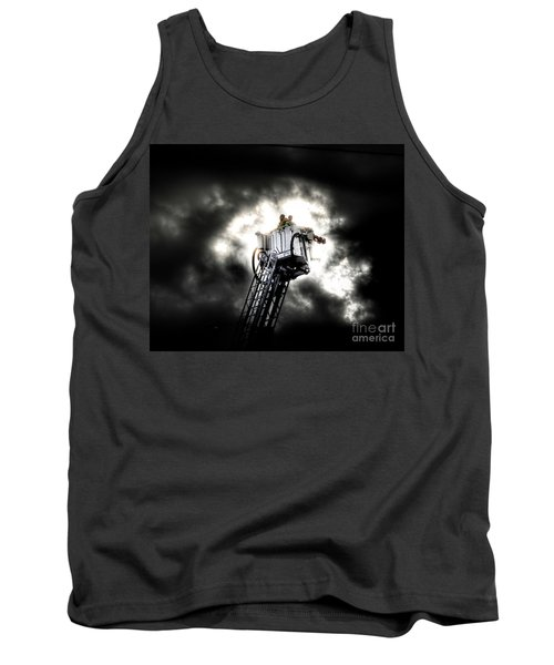 Eye In The Sky Tank Top