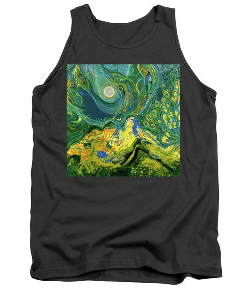 Eyes Of The Stars Tank Top