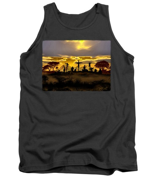 ... Father Forgive ... Tank Top