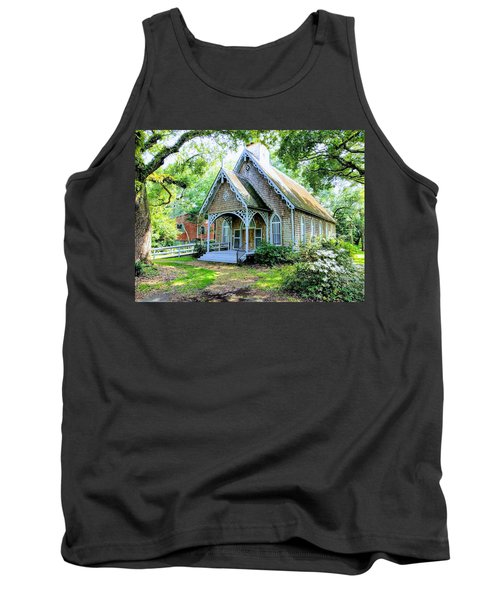 Feel At Ease Tank Top