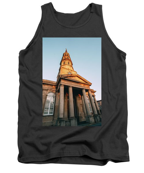 Firm Foundation Tank Top