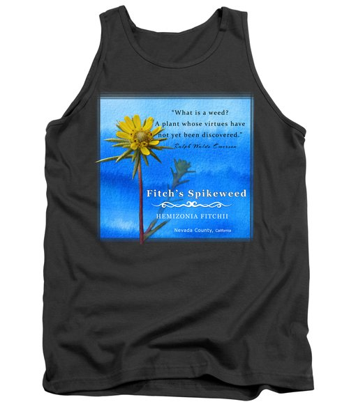 Fitch's Spikeweed Tank Top
