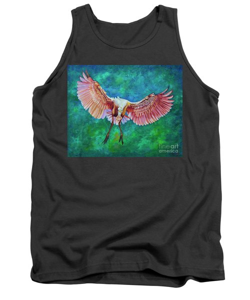 Fledgling Flight Tank Top
