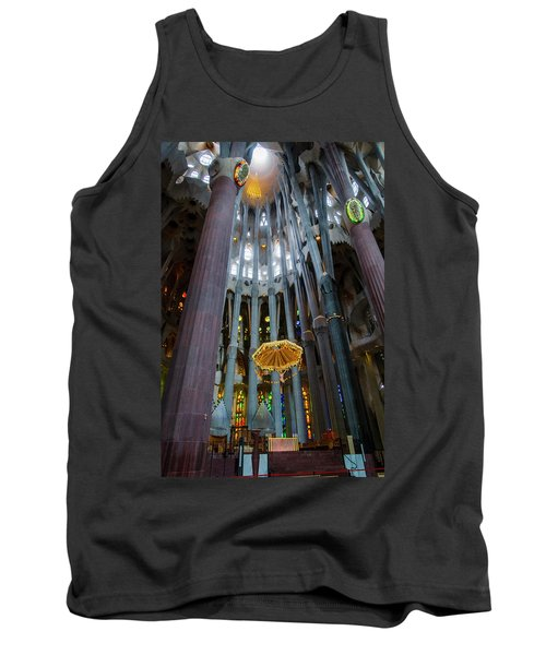 Tank Top featuring the photograph Flight Of Fancy 2 by Alex Lapidus